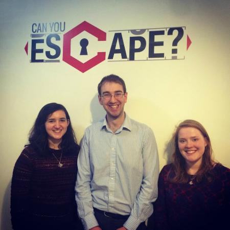 Escape Room Edinburgh Odyssey
