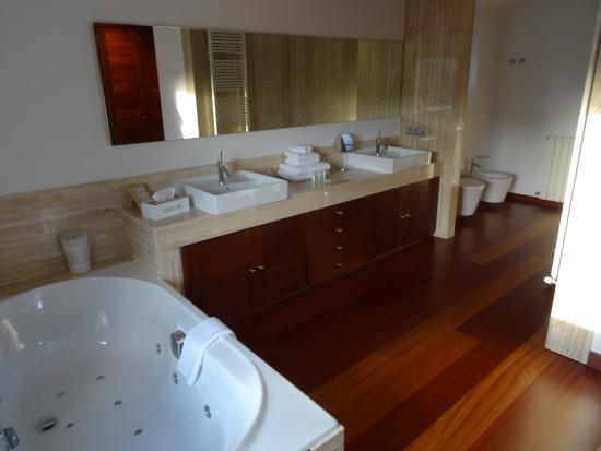 Petit Hotel Son Arnau: Badezimmer