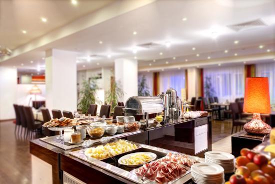 Resort POPPY: Snídaně