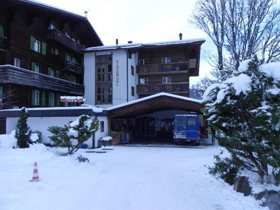 Hotel Kirchbuehl: Aussenansicht