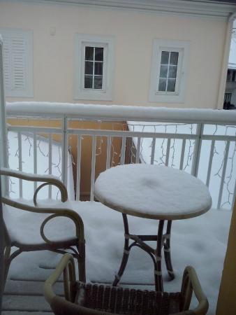 Hotel Post: balcone