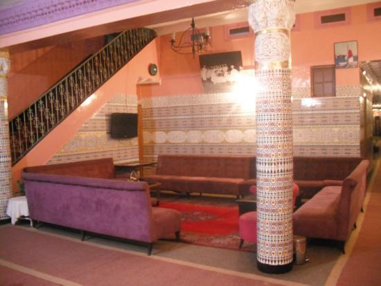 Hotel Foucauld: Vista.