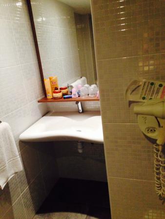 Campanile Biarritz: Salle de bain