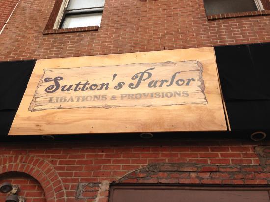 Sutton's Parlor
