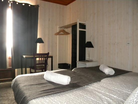 Hotel le Beau Site : chambre twin