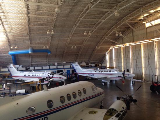 Royal Flying Doctor Service, The Bruce Langford Visitors Centre: The fleet