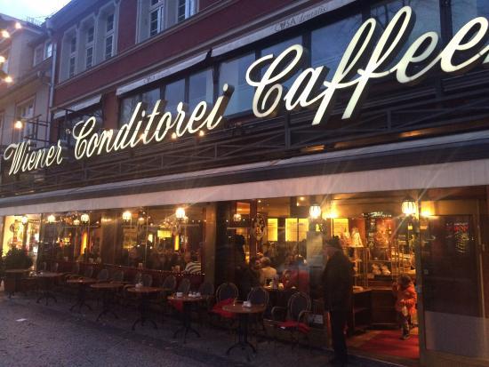 Wiener Conditorei Caffeehaus Berlin Restaurant
