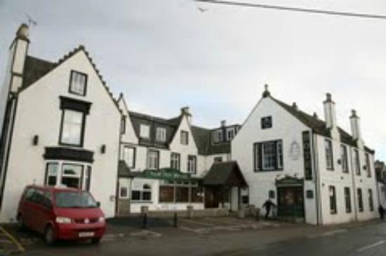 The Cornkist Restaurant: The new inn/Cornkist Restaurant