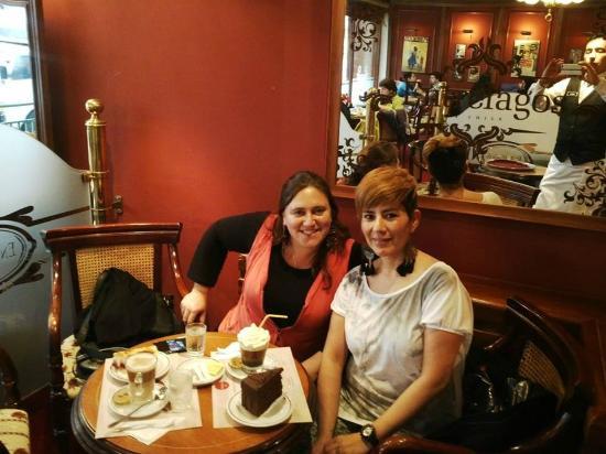 Café Entrelagos