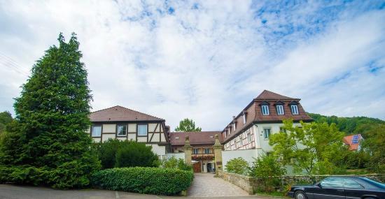 Hotel Schloss Döttingen: Außenansicht