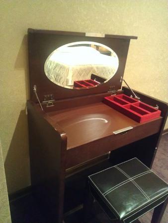 Berlin House: Туалетный столик