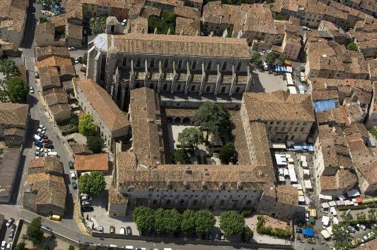 Hotel Du Couvent Royal Saint Maximin