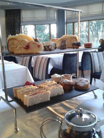 Essington Tea Rooms Afternoon Tea