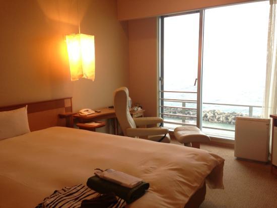 Kaike Seaside Hotel : シングルルーム