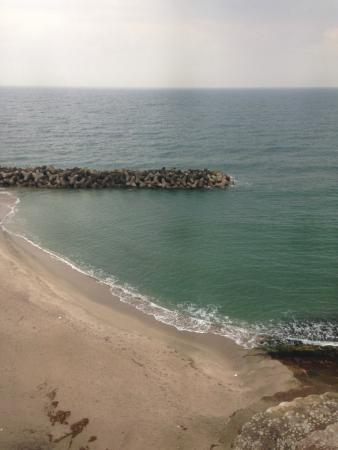 Kaike Seaside Hotel : お部屋からの眺め7?8F