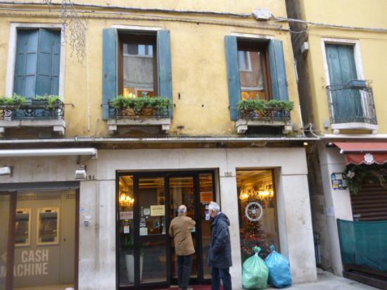 Hotel Il Moro Di Venezia: ホテル正面