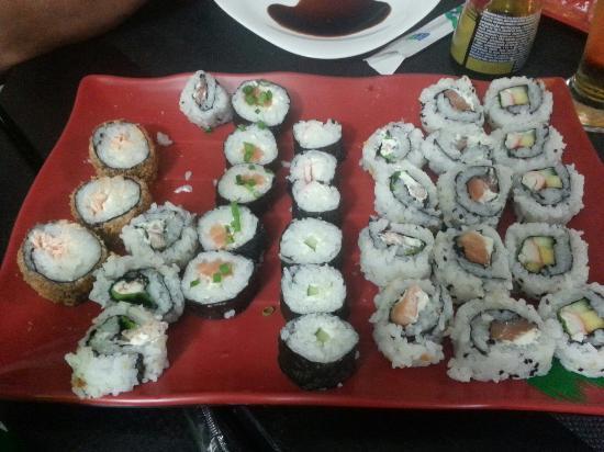 Sushi Porão: Rodízio