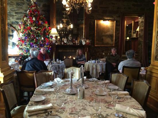 La Maison Pierre du Calvet: Salle à manger Les Filles du Roy