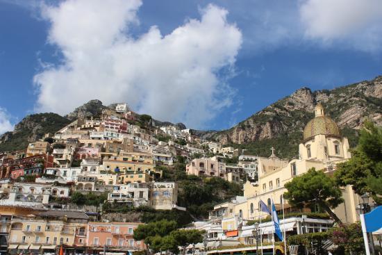 Amalfi Coast Destination Tours Company : Postcard Perfect Positano