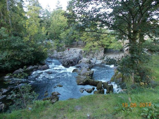 Bryn Llewelyn Guest House: The Swallow Falls near Bryn Llewelyn