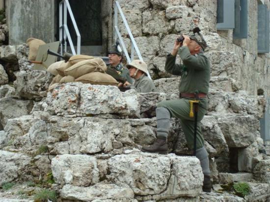 museo guerra: