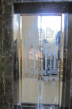 Saint John Hotel: Лифт