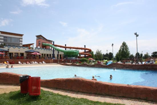 Balatonfured, Hungary: Anagora Aquapark
