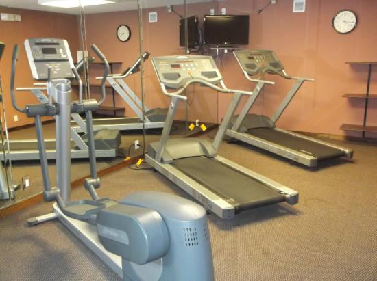 Econo Lodge Inn & Suites: gym 1