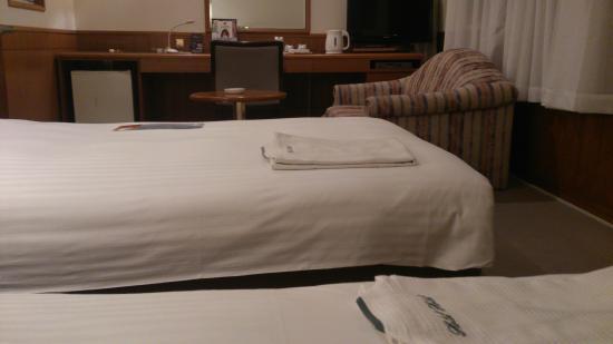 Hotel Rener Susukino: ゆったりソファに座れる