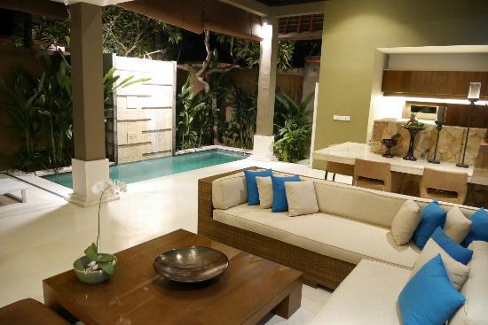 Lovely One Bedroom Pool Villa Bild Von Ahimsa Beach Resort