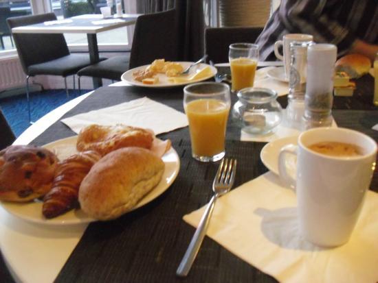 Novotel Maastricht : Restaurant 3