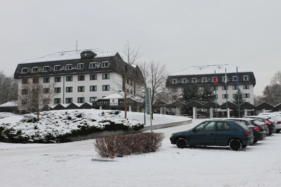 Globus: отель