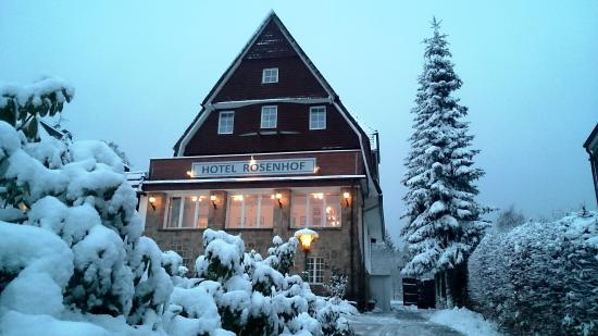 Rosenhof Garni Hotel