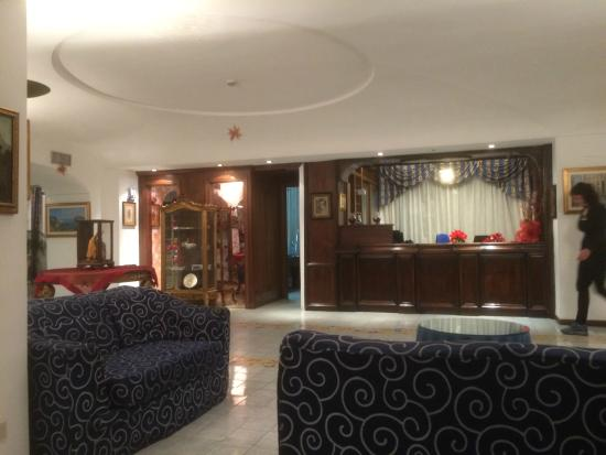 Hotel Terme Don Pepe: reception