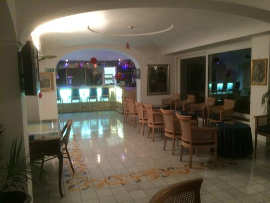 Hotel Terme Don Pepe: bar