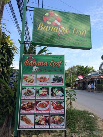 Banana Leaf Thai Restaurant