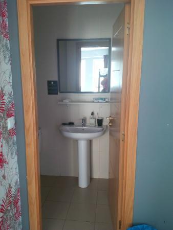 Oasis Backpackers' Hostel Malaga: salle de bain