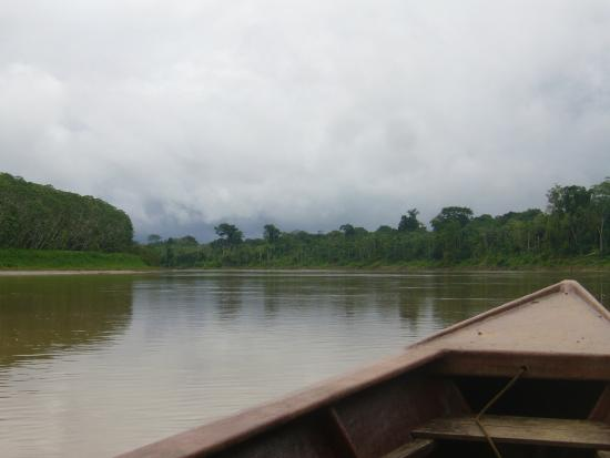 Cultural Immersion Day Tours: Boat trip on the Amazon
