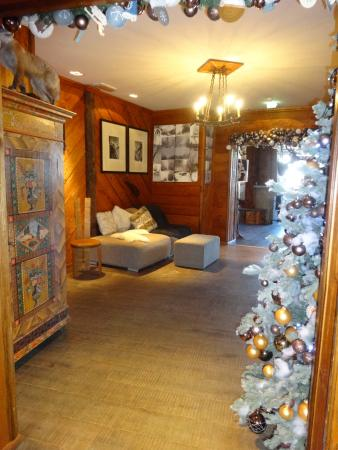 Hotel Principi di Piemonte : Lobby