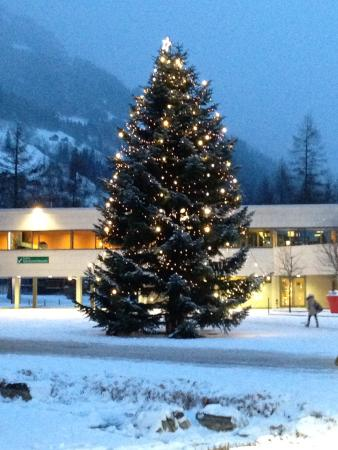 Alpentherme Gastein : Great at Christmastime.