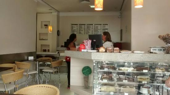 Cafe Pao de Mel