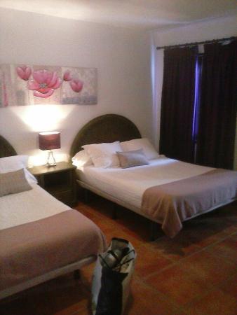 Hotelito del Golfo : my room