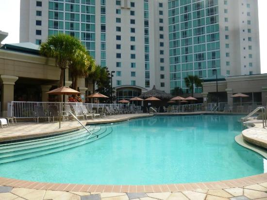 Crowne Plaza Orlando - Universal Blvd: Pool area