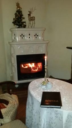 Hospoda: Теплая обстановка ;)