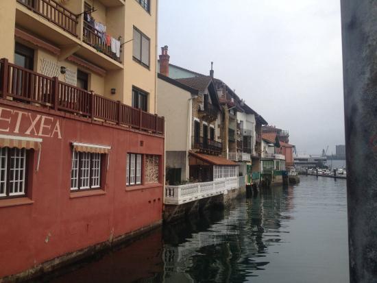 Pasajes de San Juan (Pasai Donibane): Casas que dan al mar