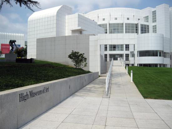 a report on the museum of art at peachtree street ne at atlanta As featured in museum guide for atlanta  1280 peachtree st ne, atlanta, ga  30309-3549  is it worth the trip and ticket to see the high museum of art.