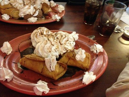 Huge menu! - Review of Kalico Kitchen of Paradise, Paradise, CA ...
