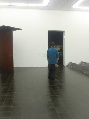 Hamburger Kunsthalle: Eu e obras de Richard Serra