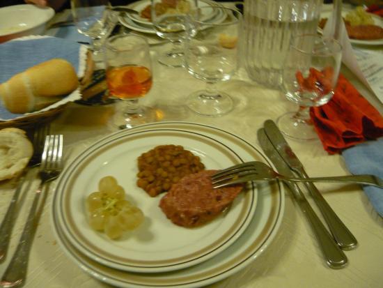 Hotel Montanara: antipasto capodanno