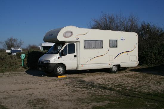 Camping de la Brise : AIUOLA CAMPER